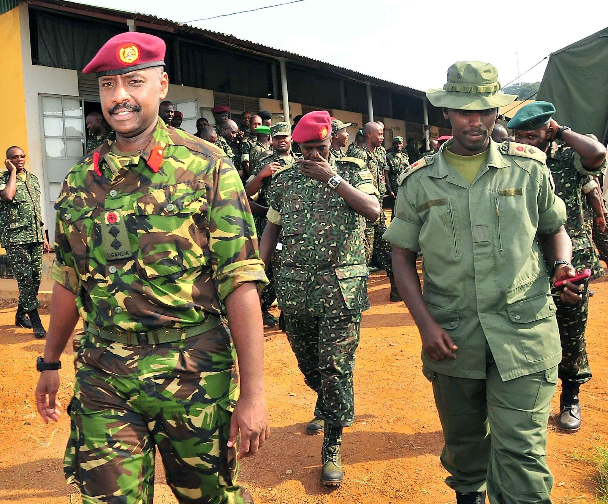 Uganda: Museveni Promotes Son to Major-General in Army