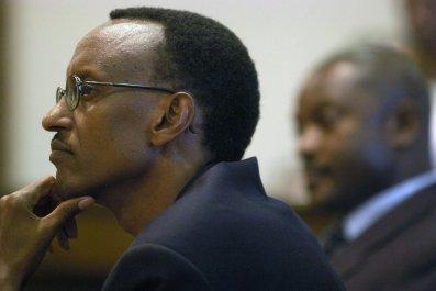 Paul Kagame and Pierre Nkurunziza