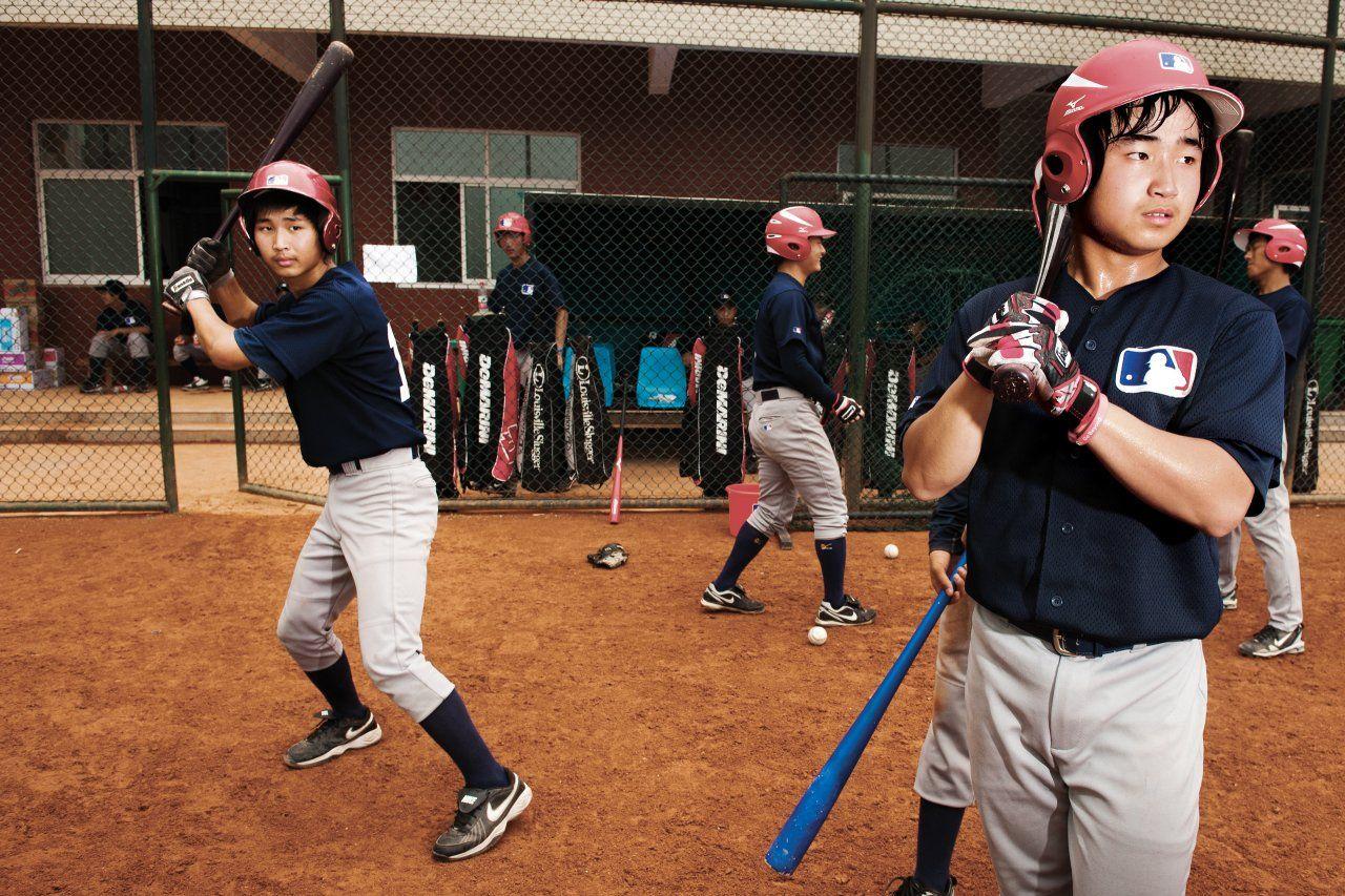 Dokoupil baseball