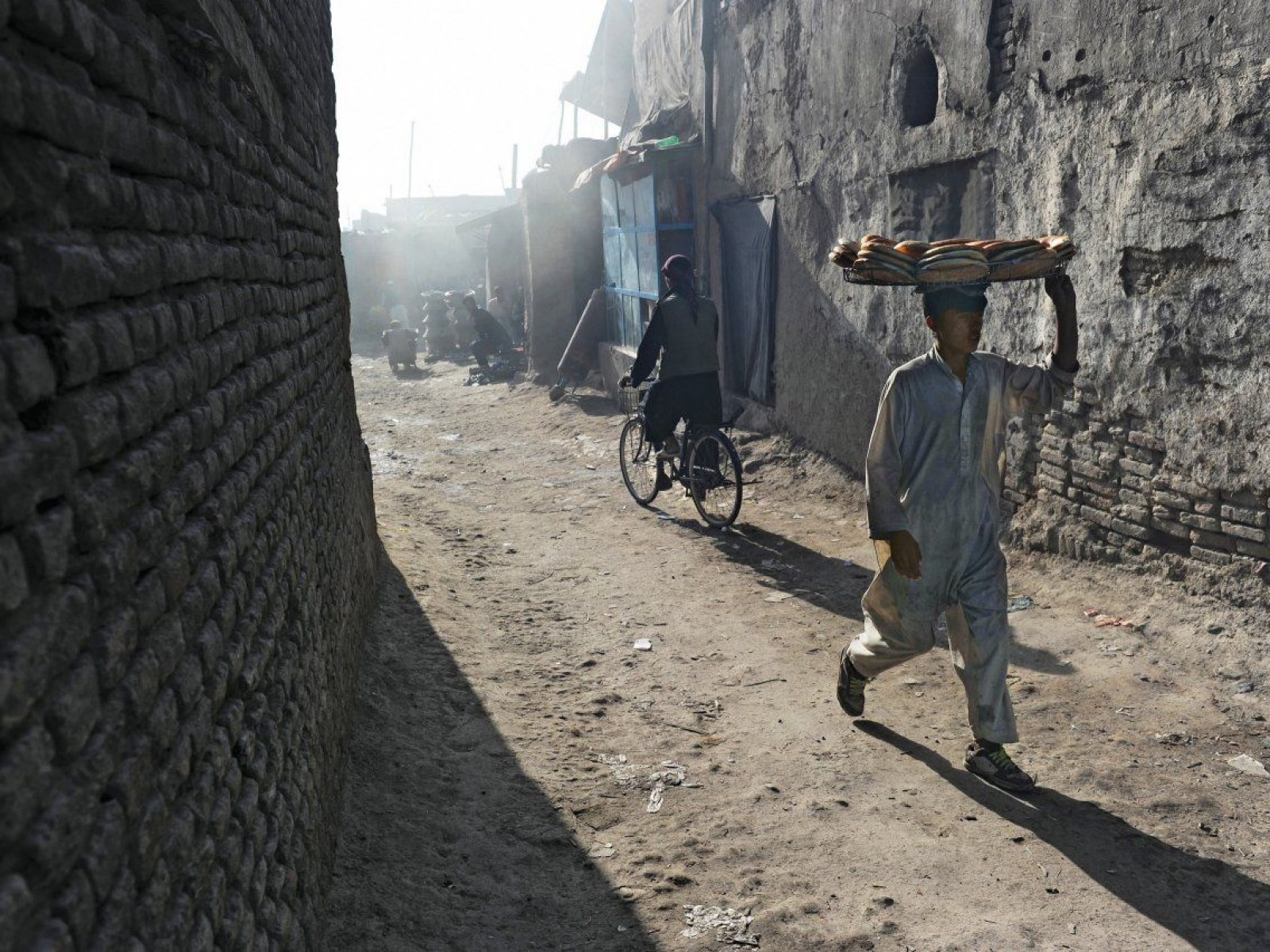Afghans Take Their Legal Woes to the Taliban Justice System