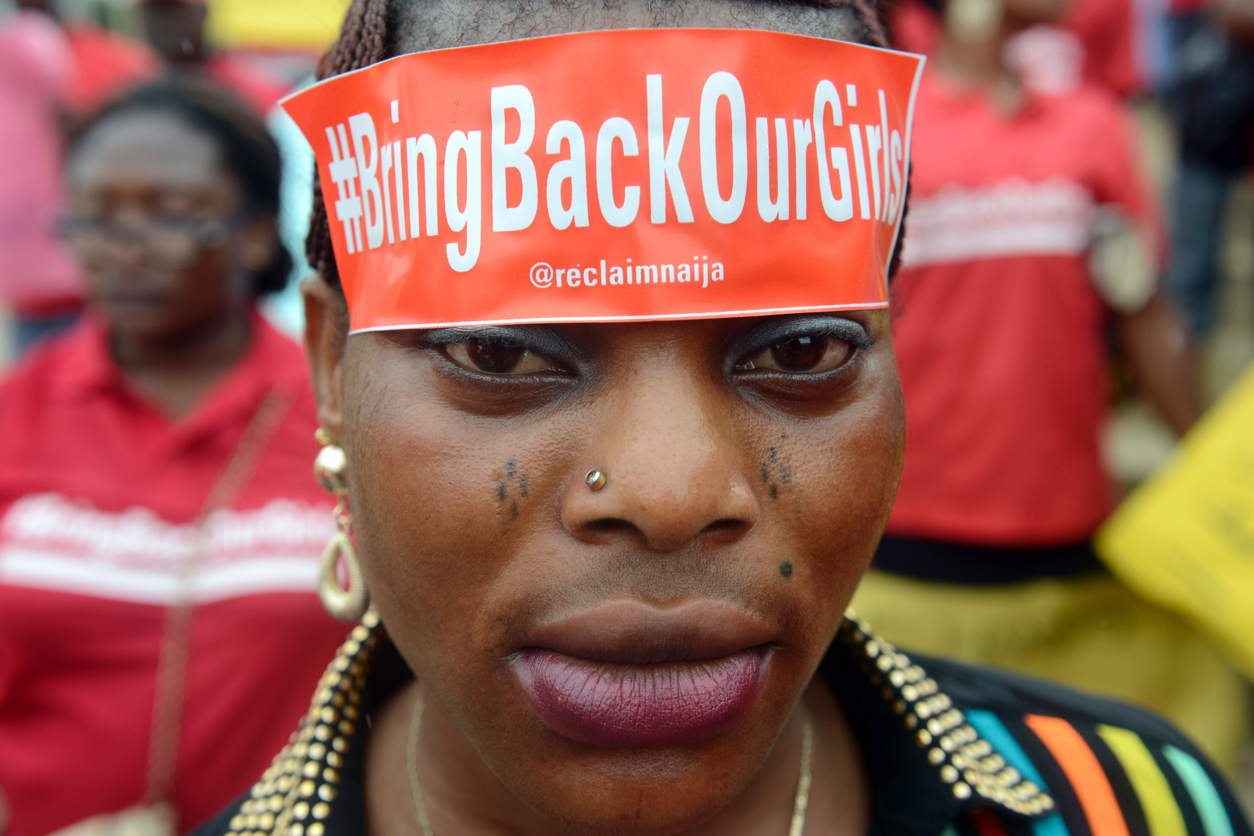 Bring Back Our Girls campaigner