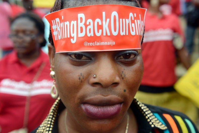 Bring Back Our Girls campaigner