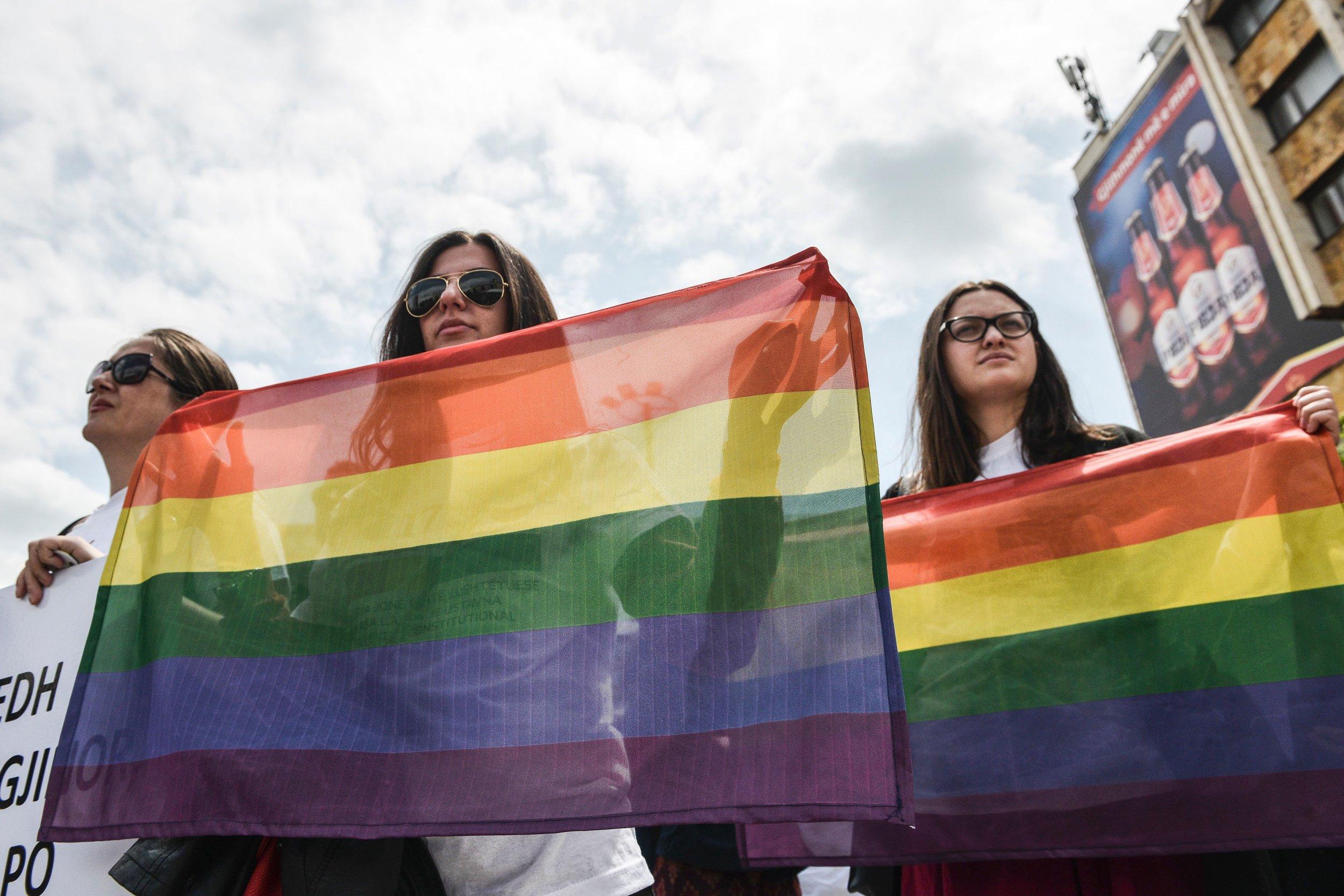 Kosovo Pride March