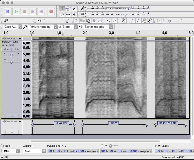 spectograms
