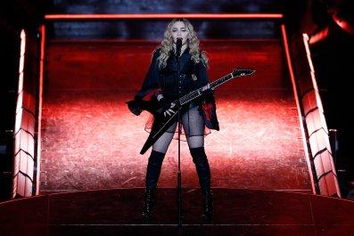 Madonna in Australia
