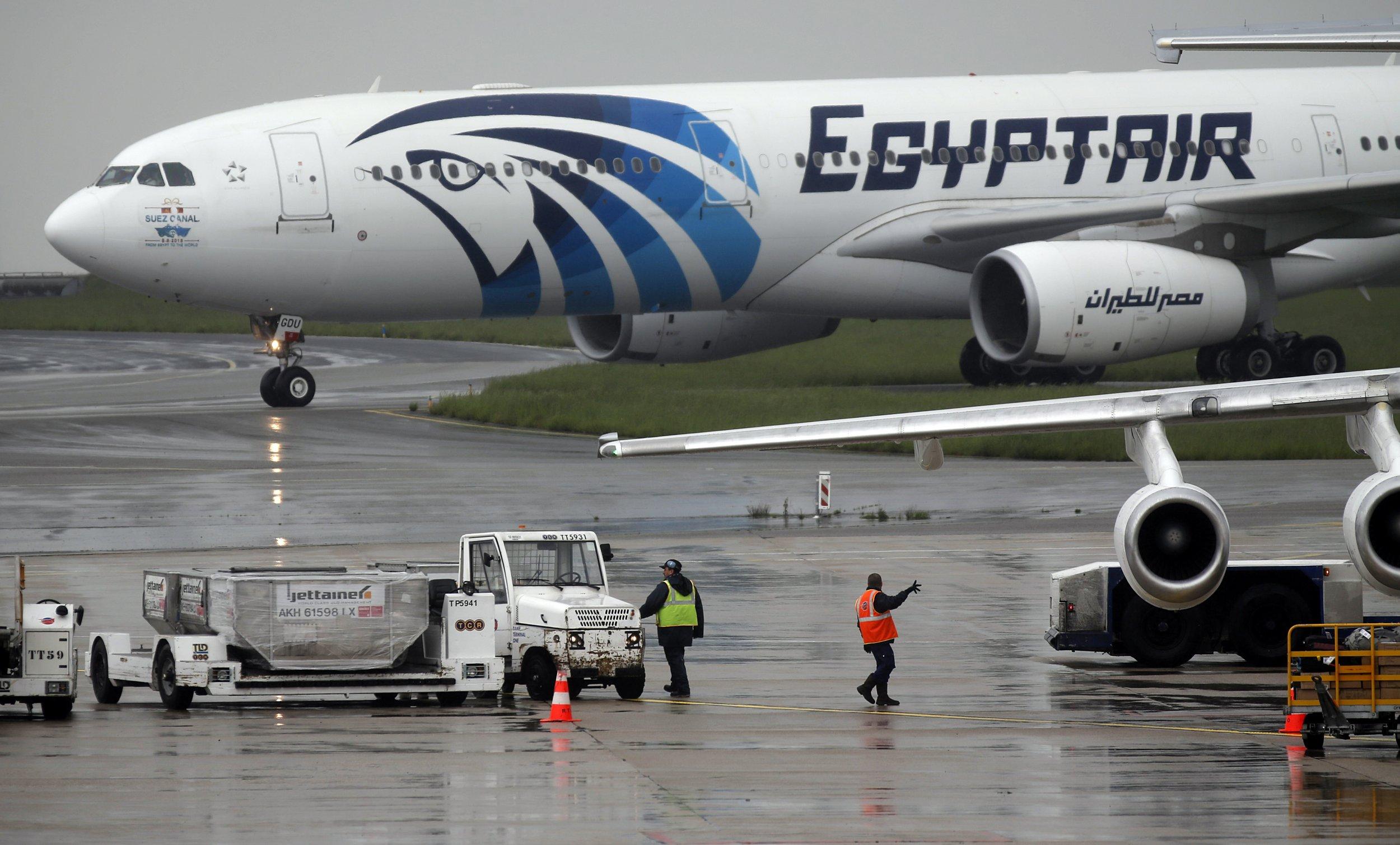 EgyptAir flight