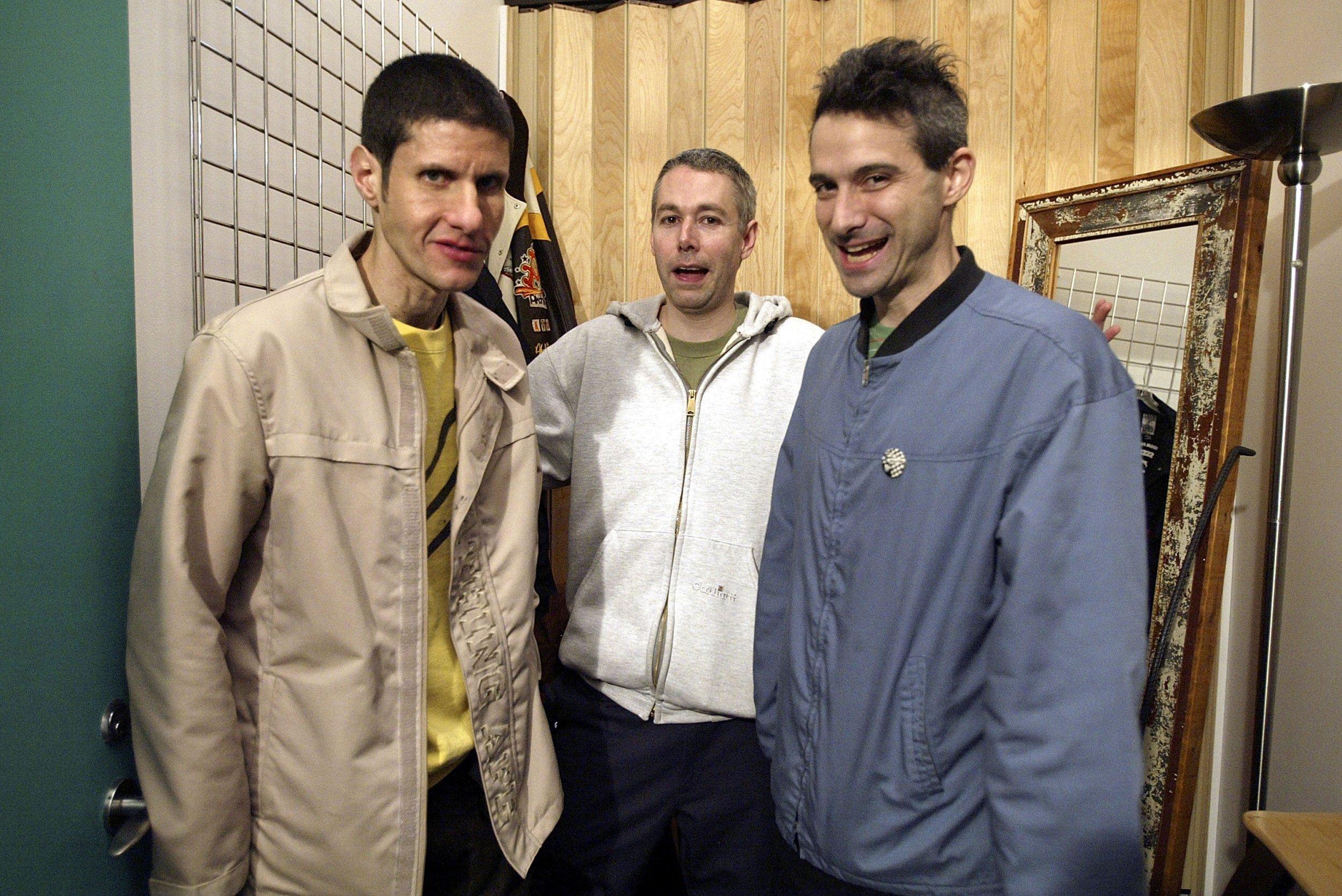 Adam Horovitz Beastie Boys