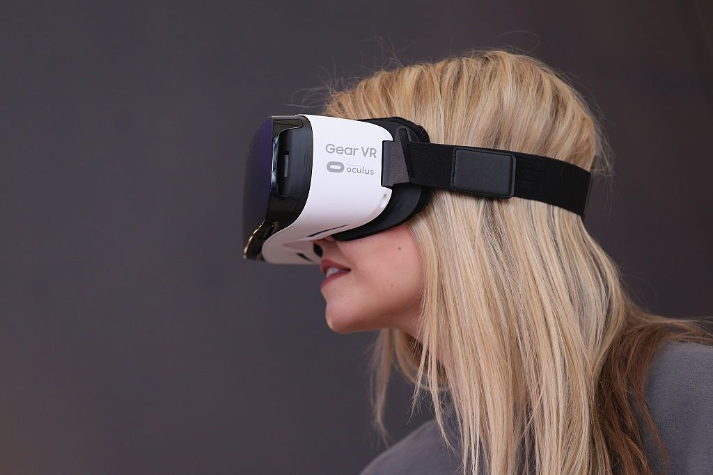 imax virtual reality cinema film movie