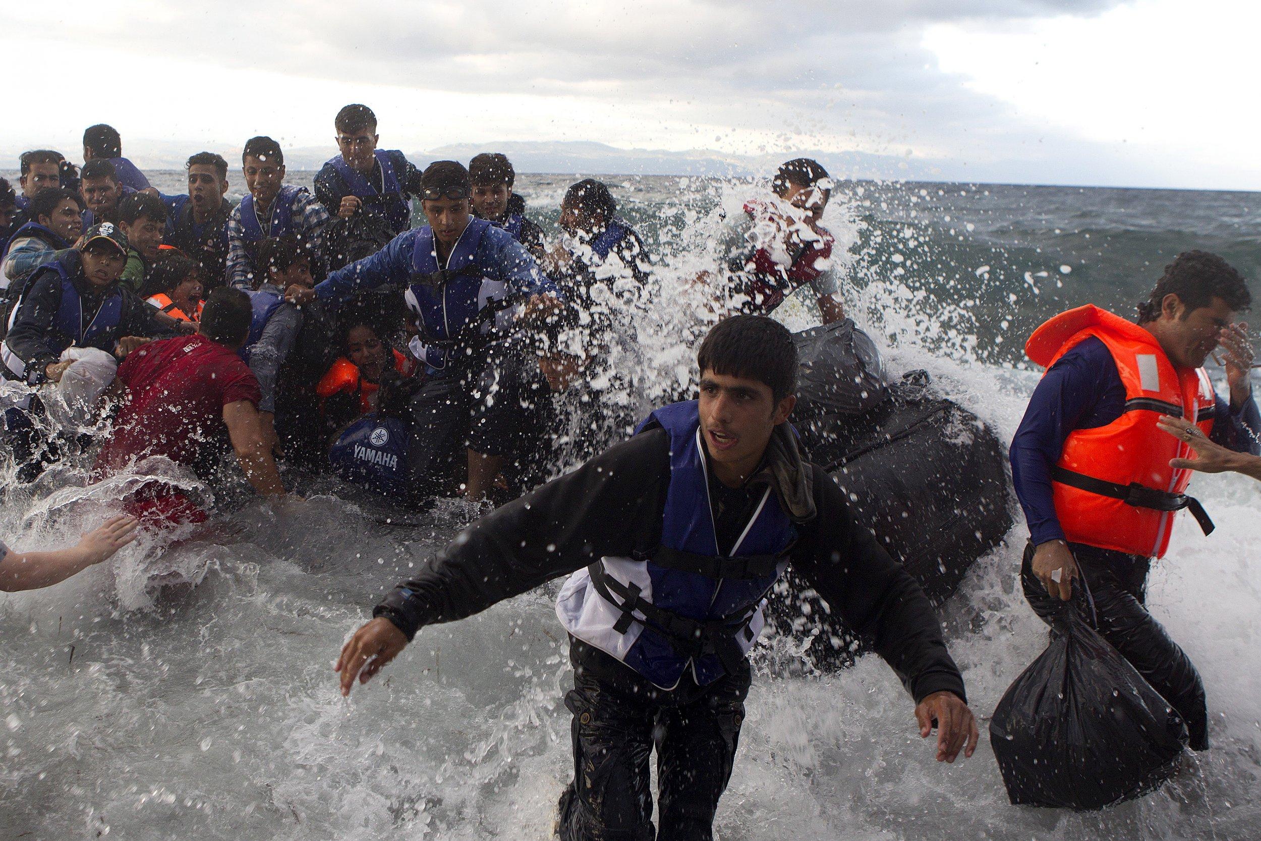 Mediterranean migration