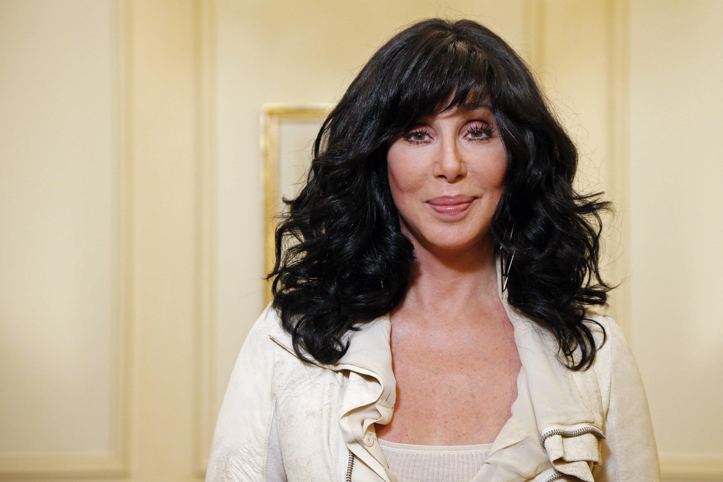 Cher turns 70