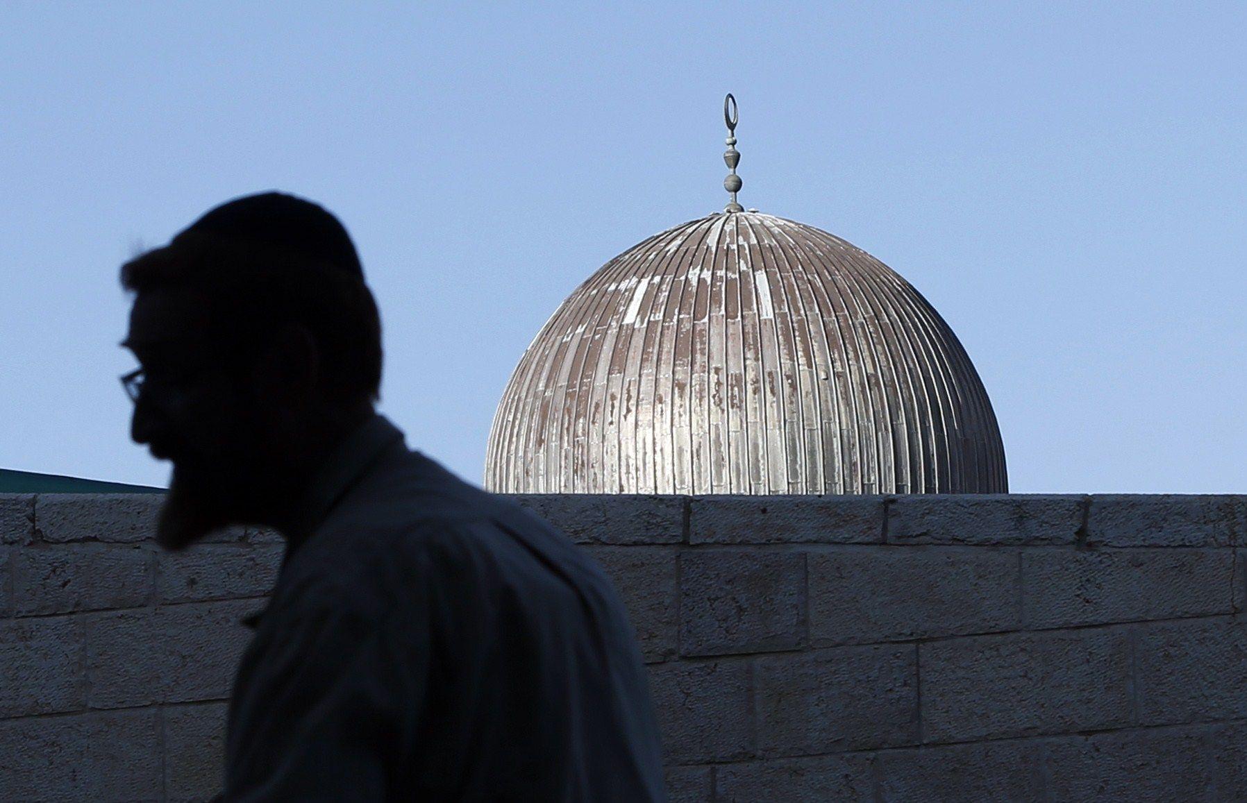 Israel Temple Mount Activist