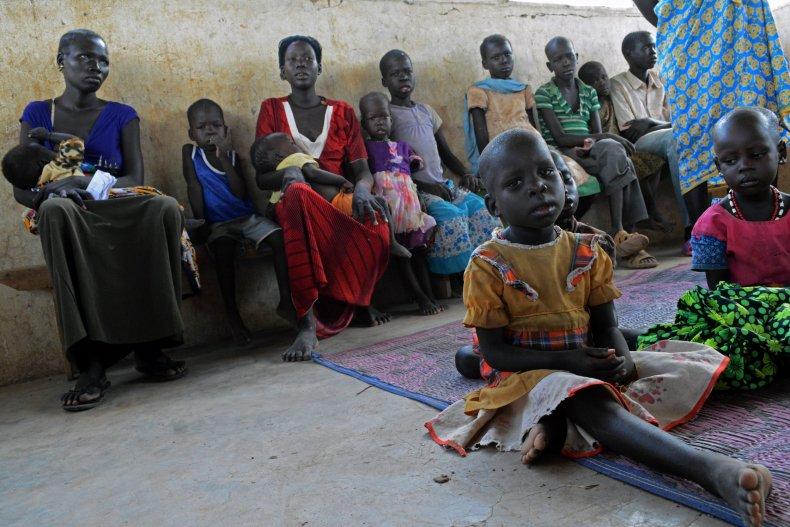Refugees at Kakuma