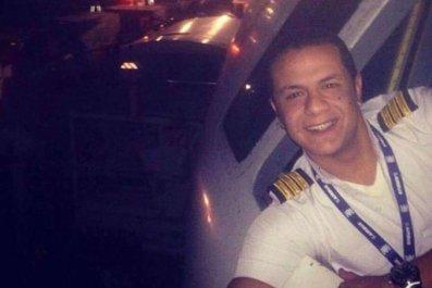 Mohamed Mamdouh, co-pilot of EgyptAir flight MS804