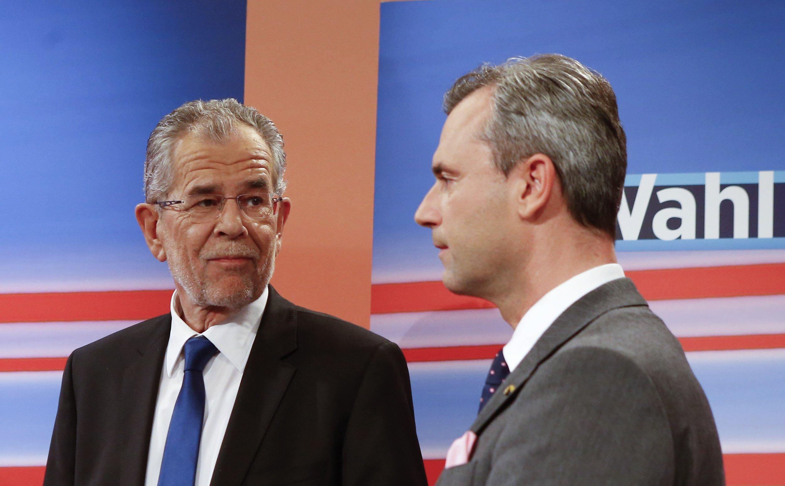 Austrian Presidential Election