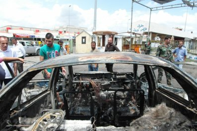 Syria bomb blast in Tartus