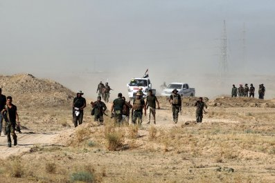 Iraq forces on outskirts of Fallujah