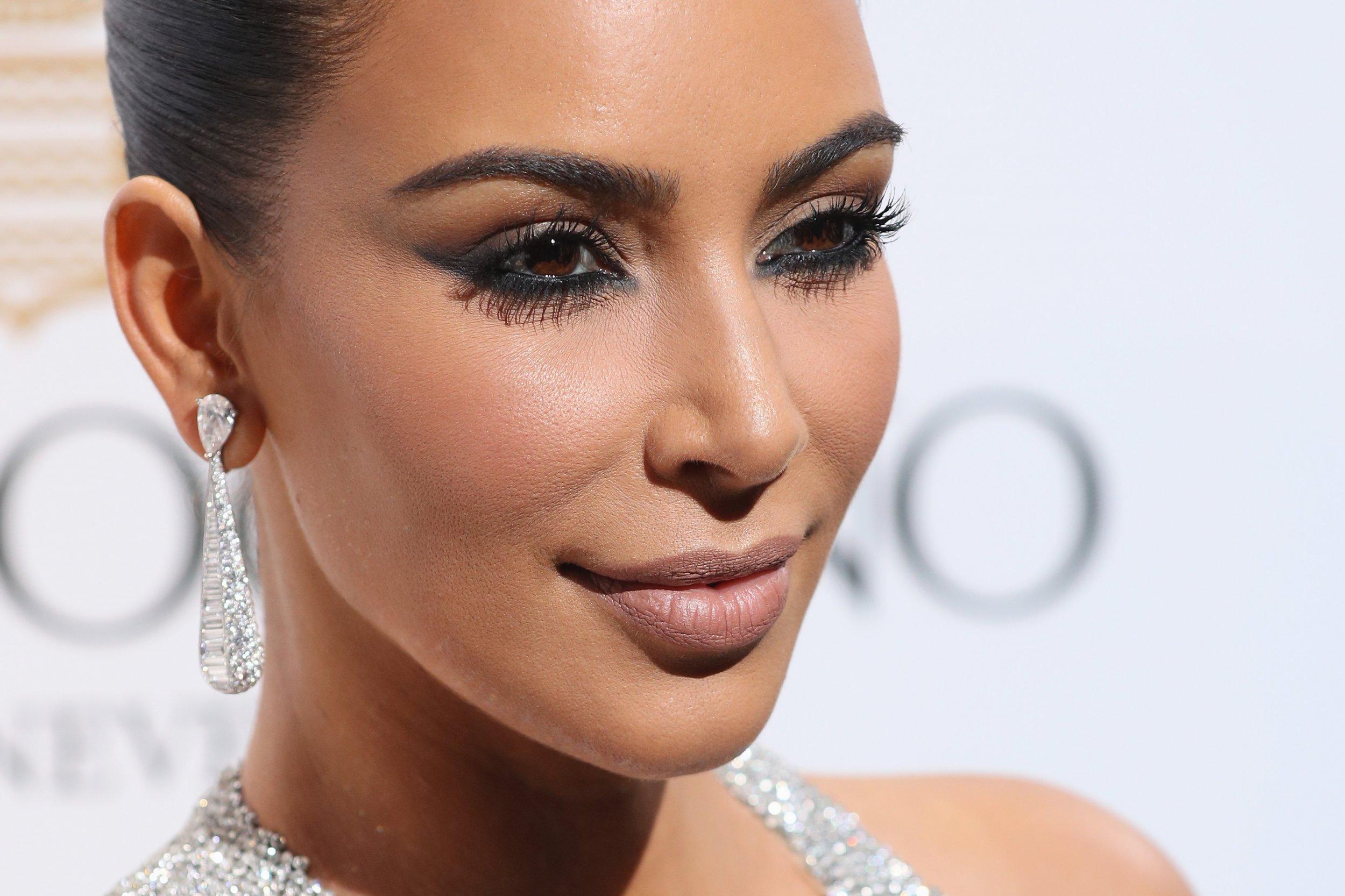 Theme Kim kardashian self nude sorry, that