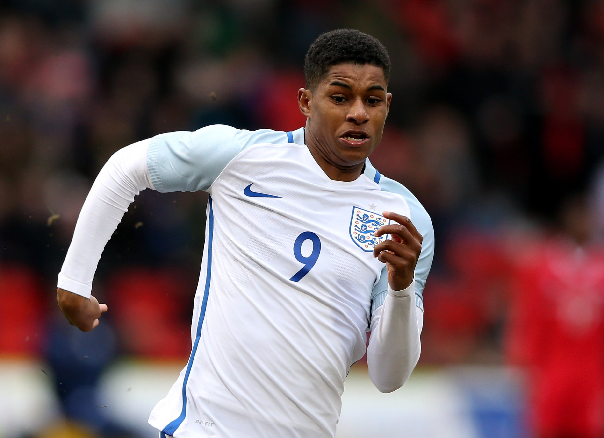 Euro 2016 Could England Place Stall Marcus Rashford S Development