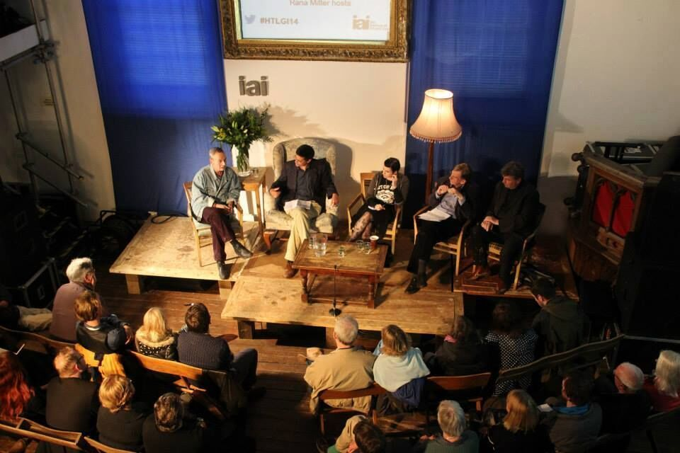 Panel discussions at HowTheLightGetsIn