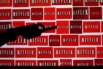 Netflix logos