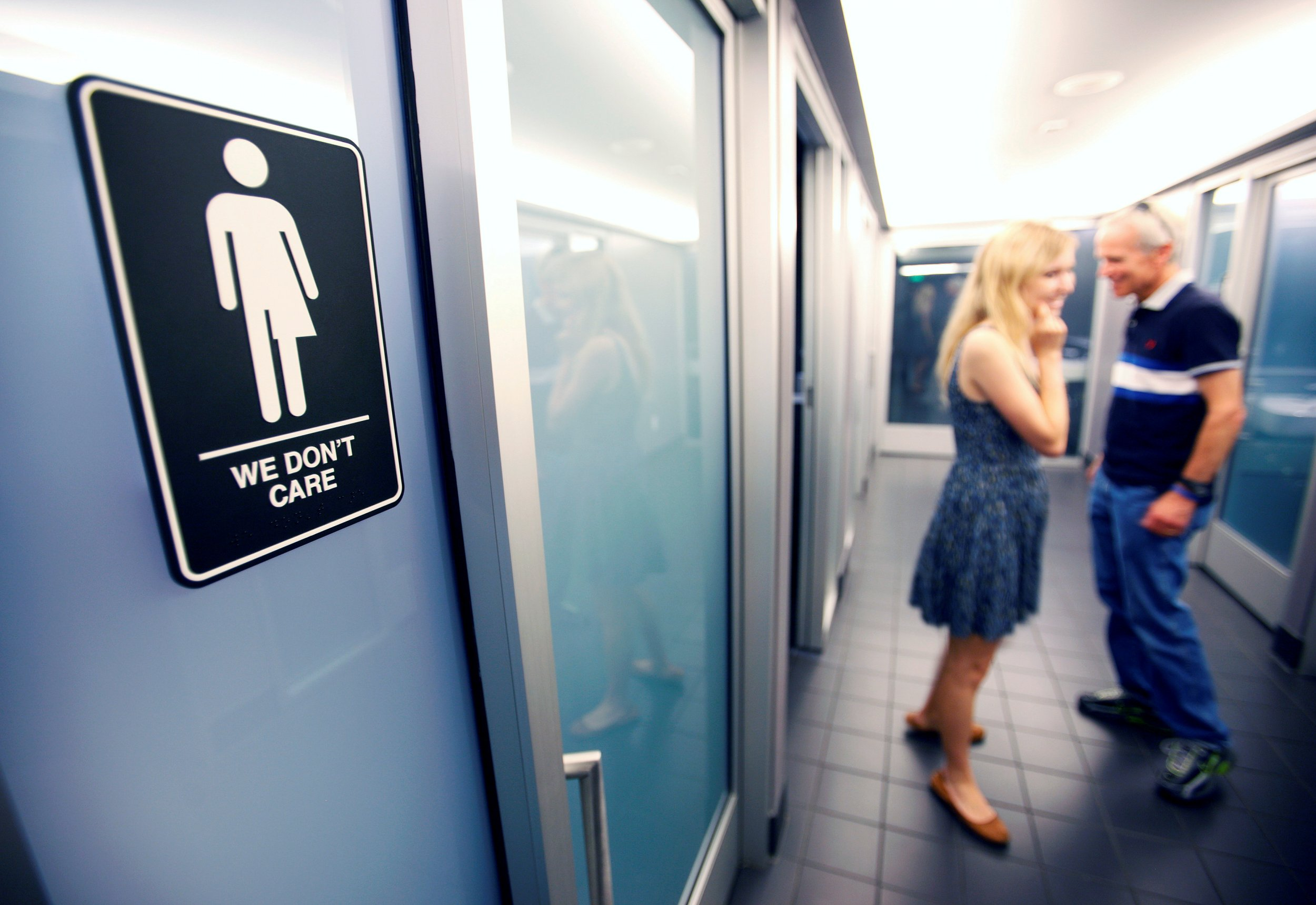 Why Gender Intolerance Has Ended Up In The Bathroom