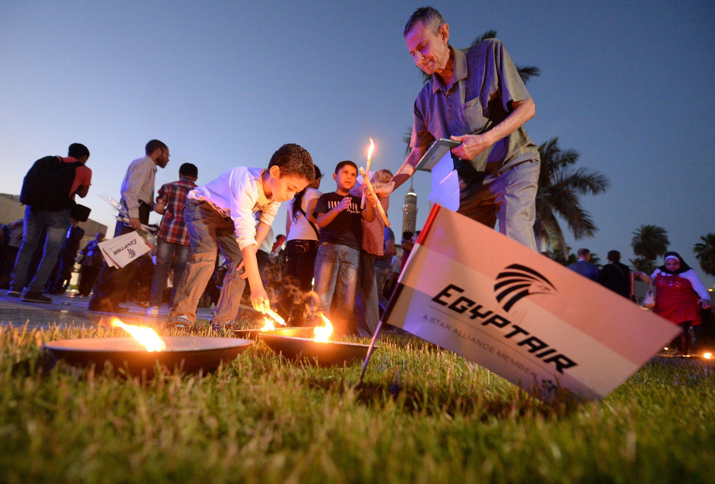 EgyptAir Vigil