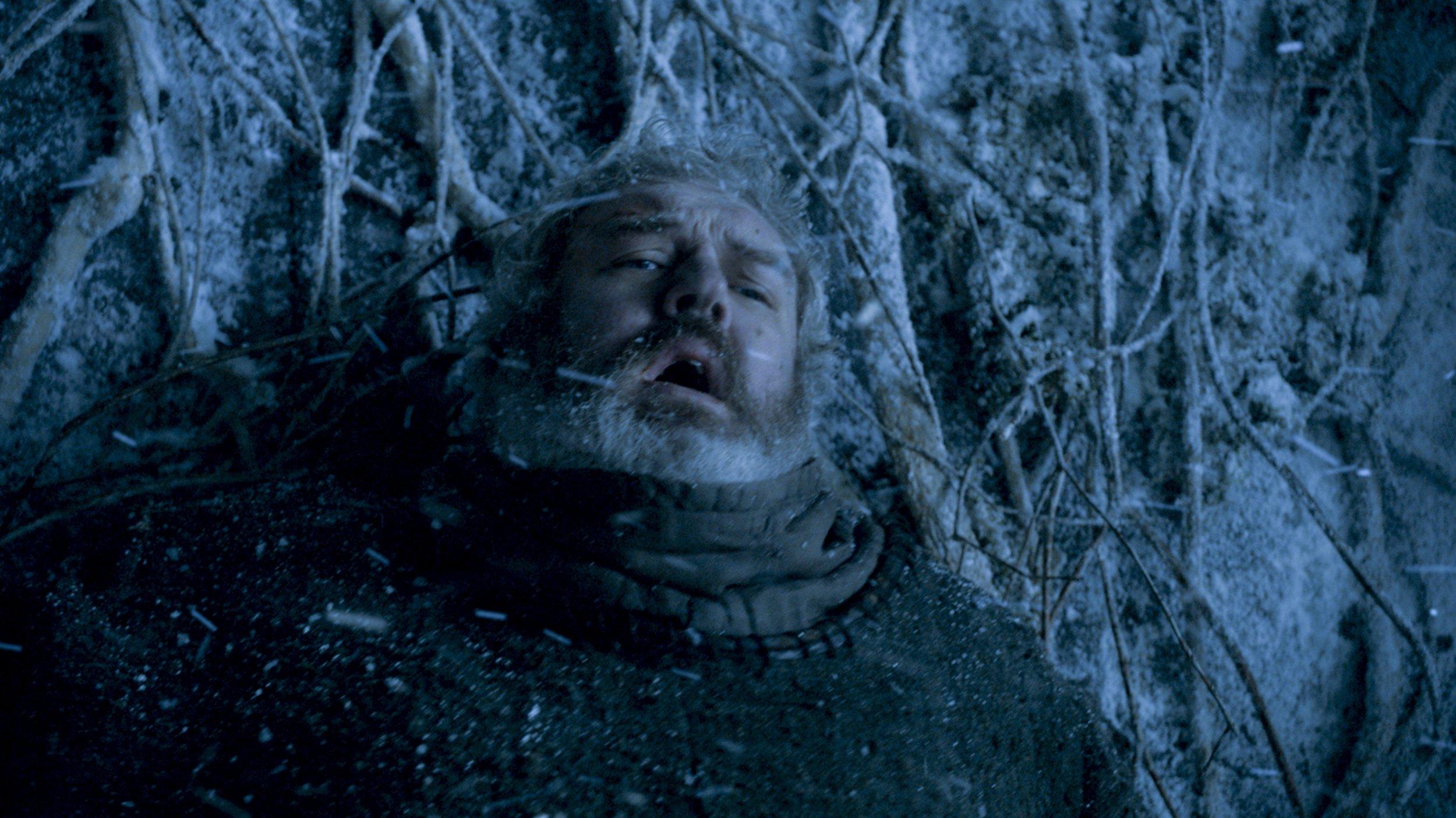Hodor in Game of Thrones