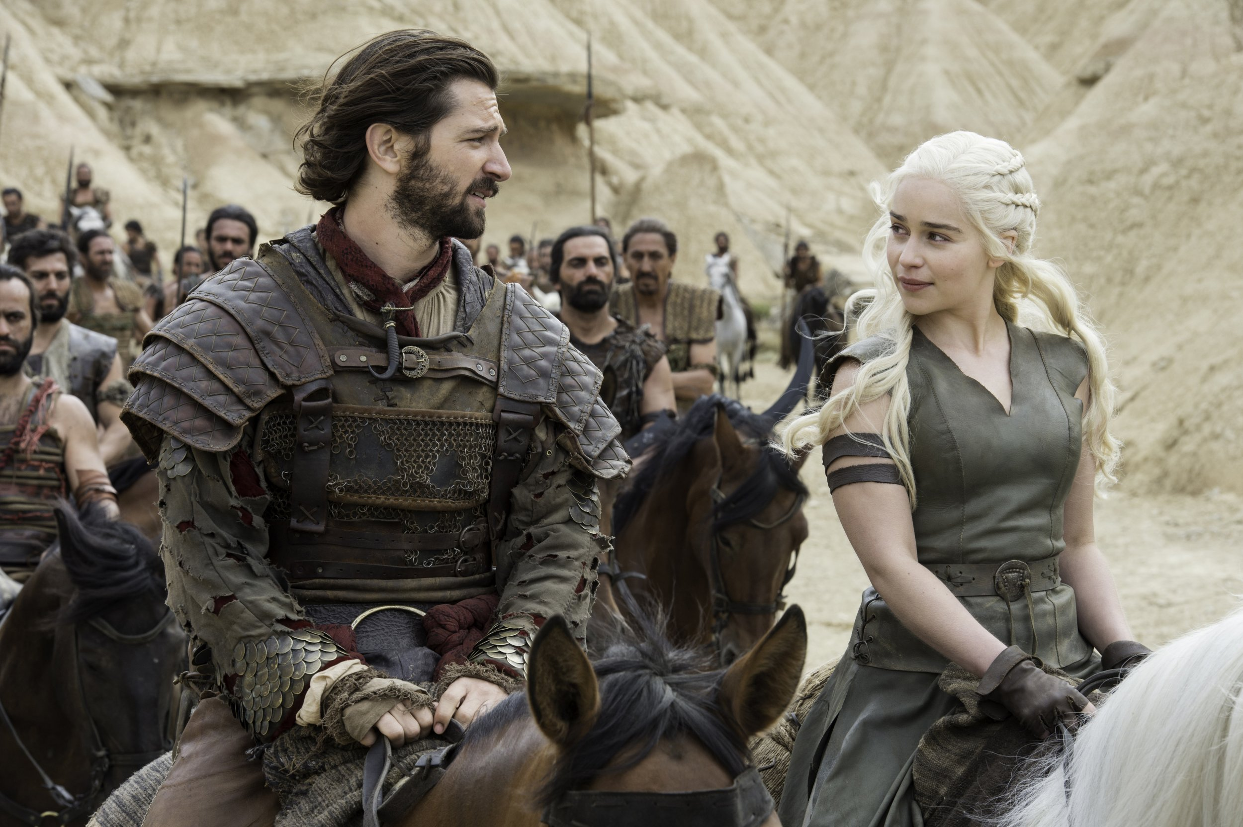Game of Thrones 6x06 - Blood of My Blood