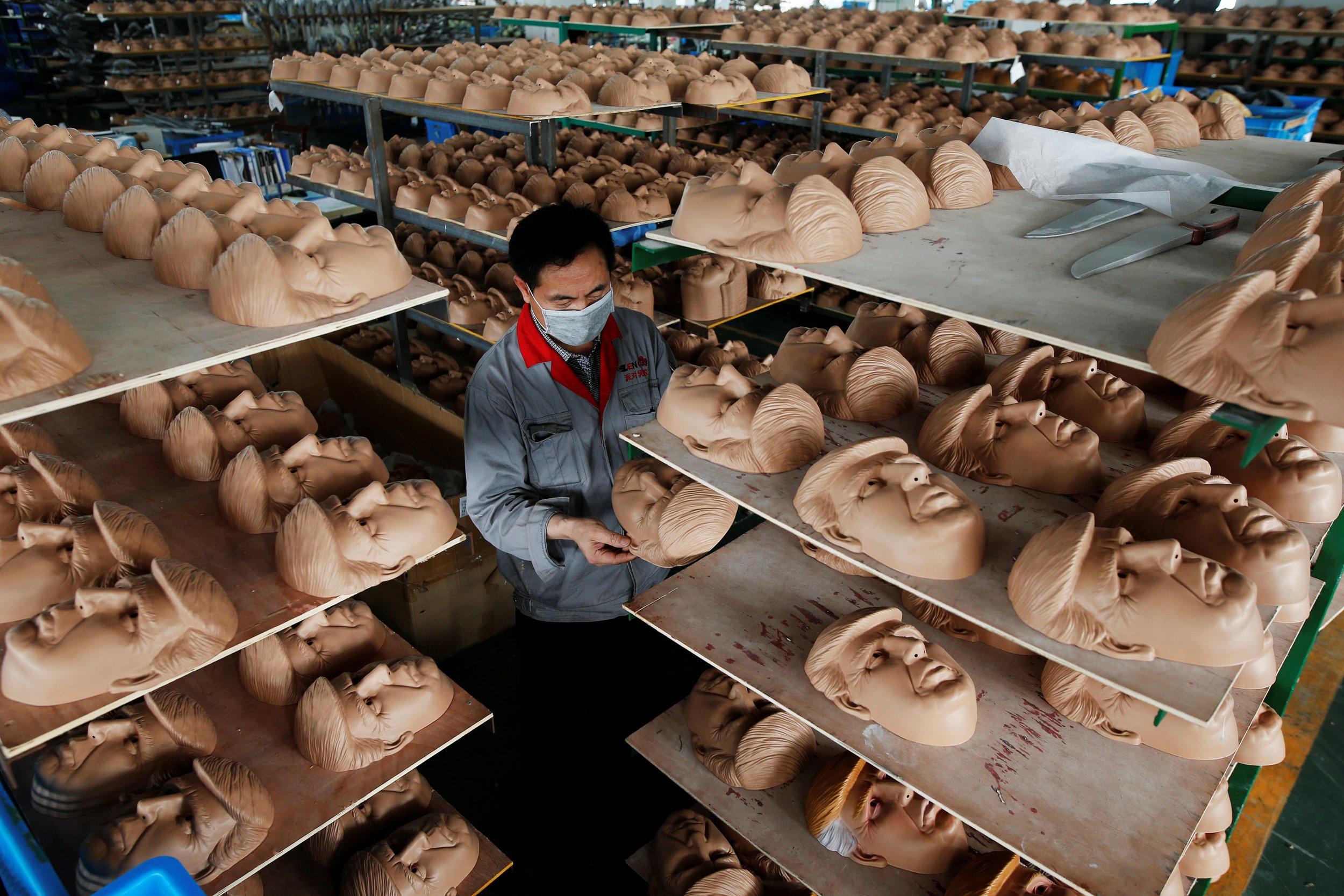 Donald Trump masks