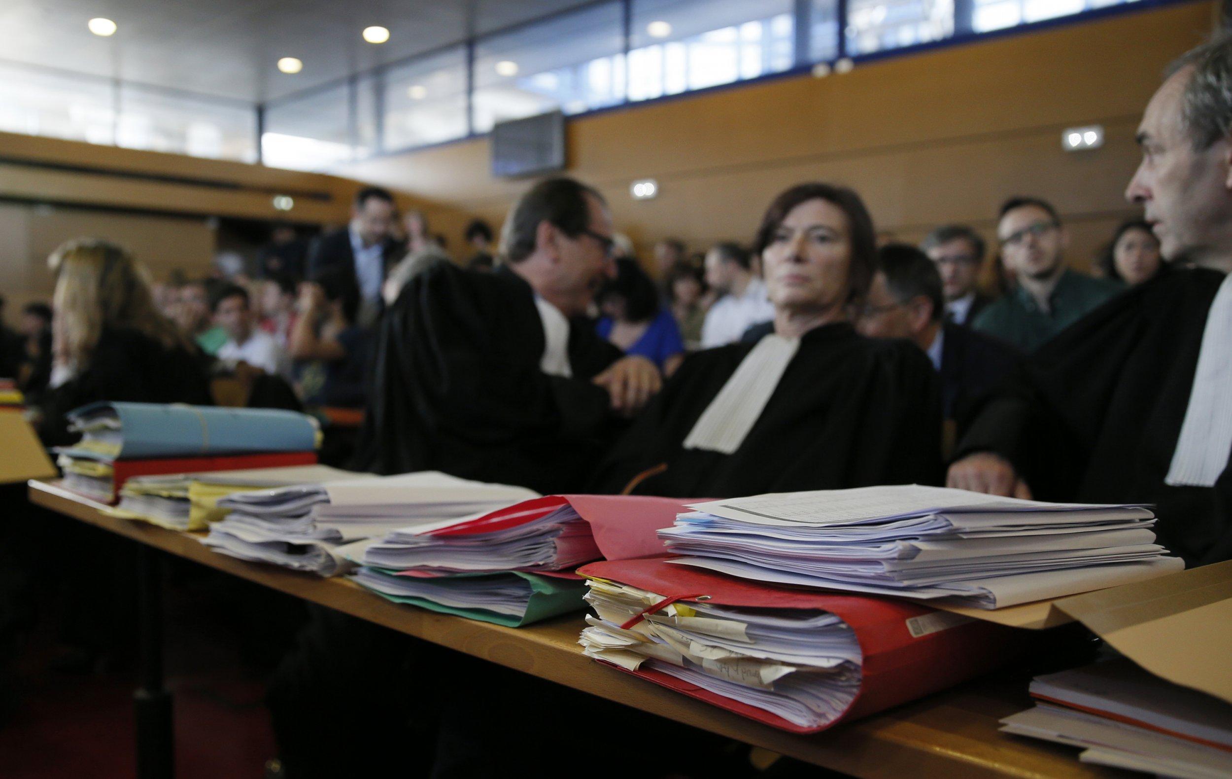 Air France Trial