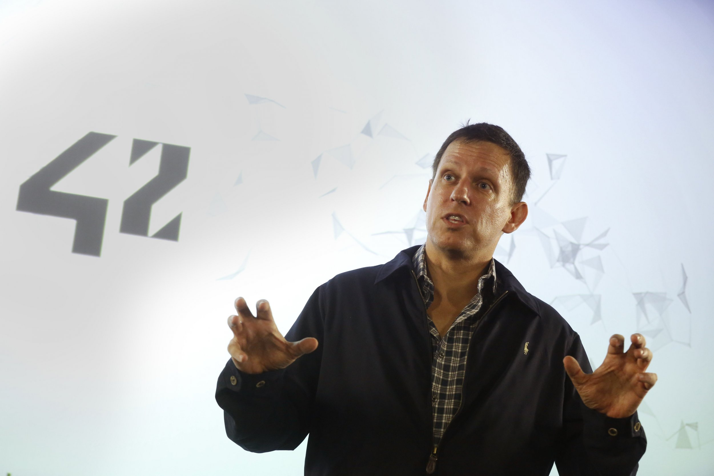 Peter Thiel and gawker