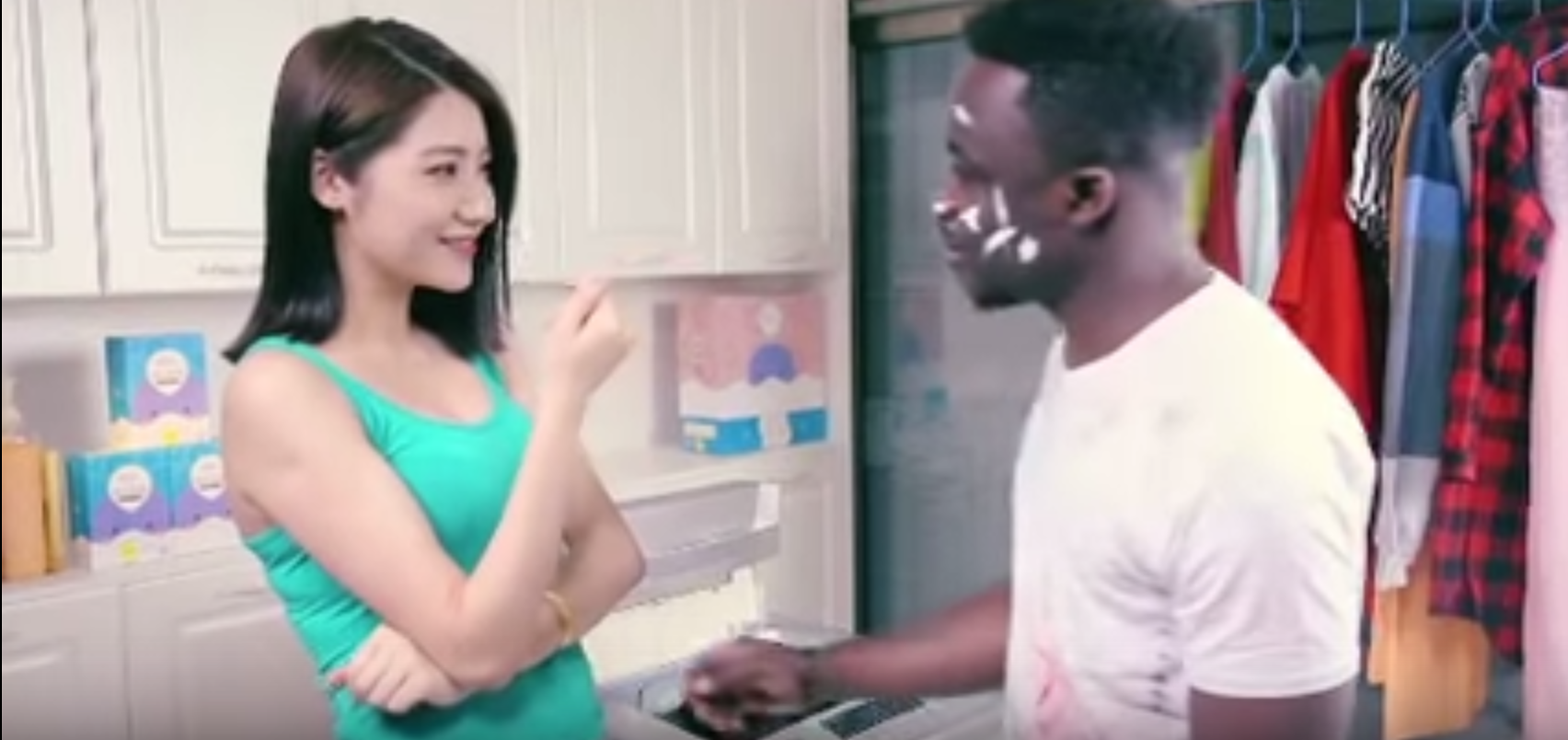 5-29-16 Chinese laundry detergent ad