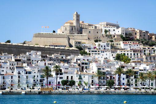 Ibiza Spanish Tourism Surge
