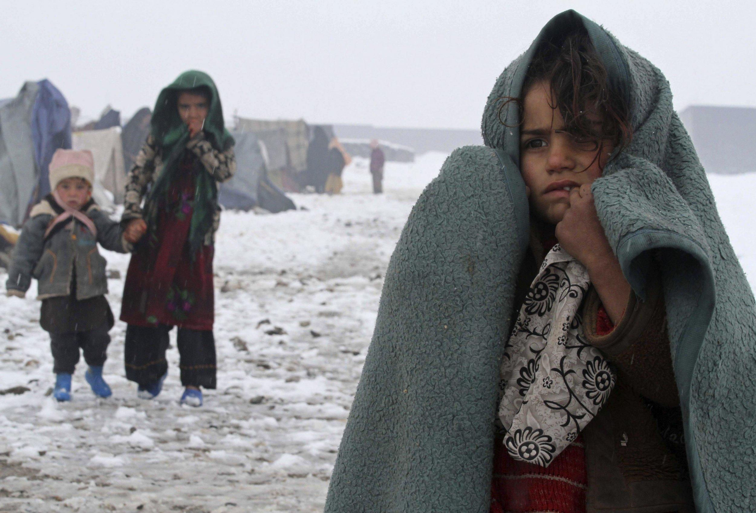 Afghan IDP