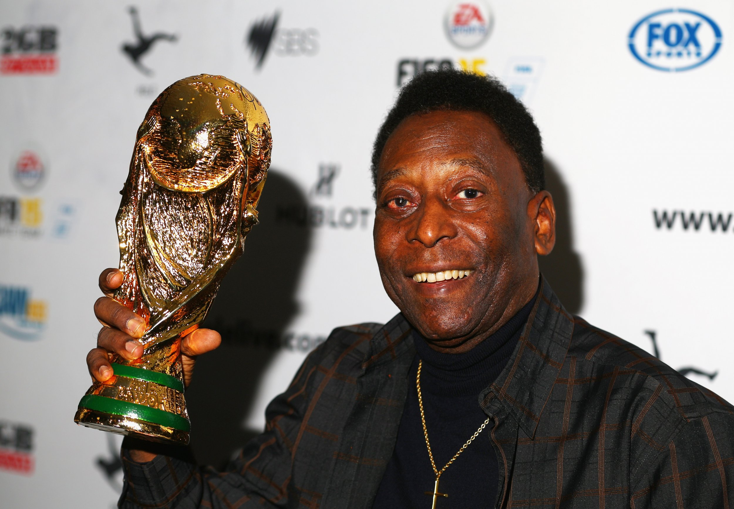 Pele to Auction f Six Decades Worth of Football Memorabilia