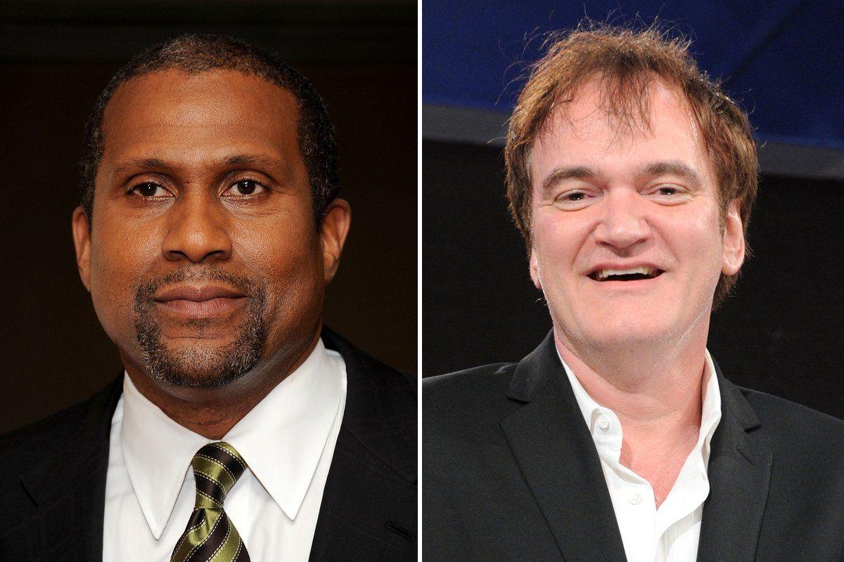 Tavis Smiley, Quentin Tarantino