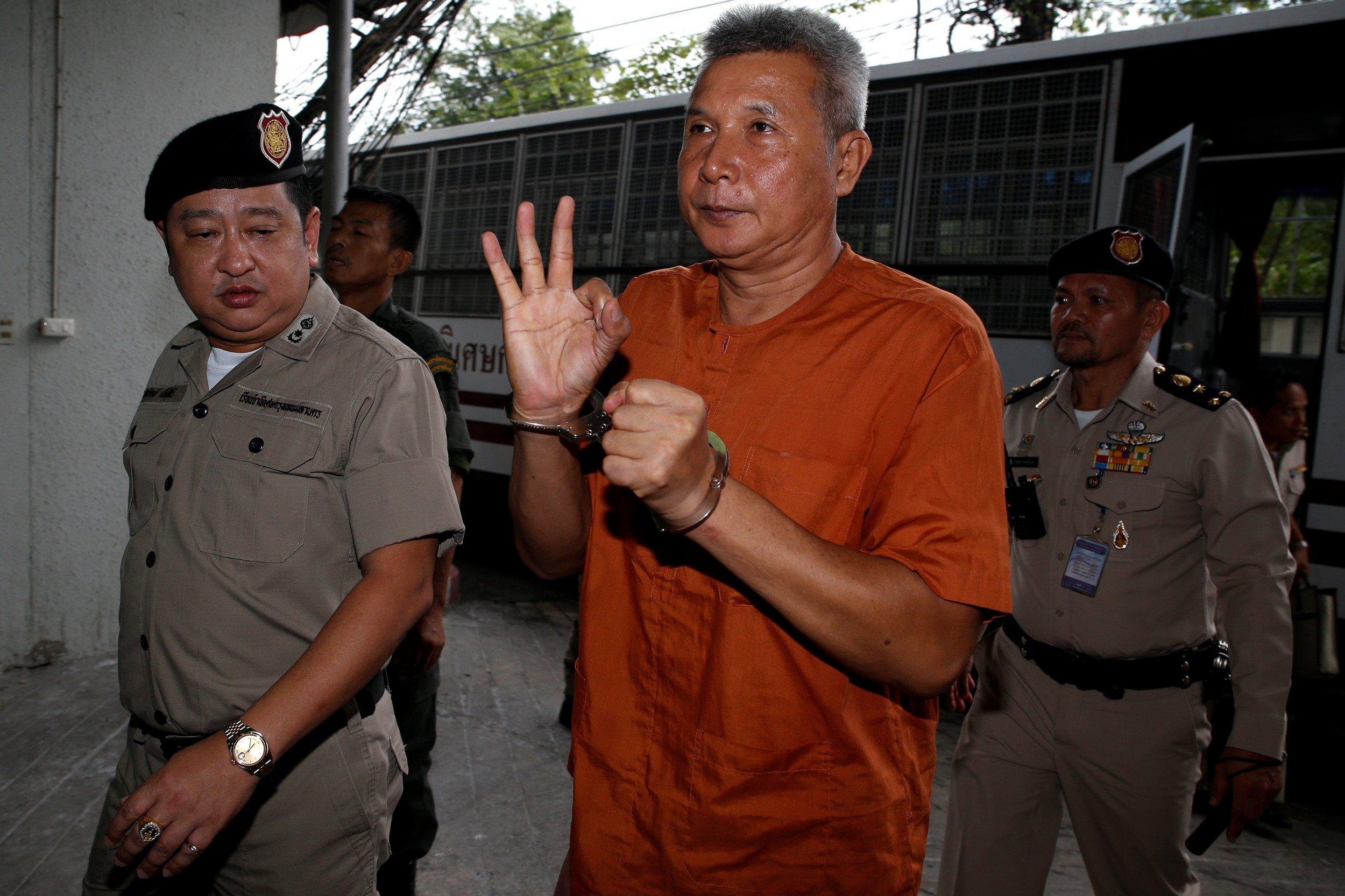Tom Dundee Thailand Jail