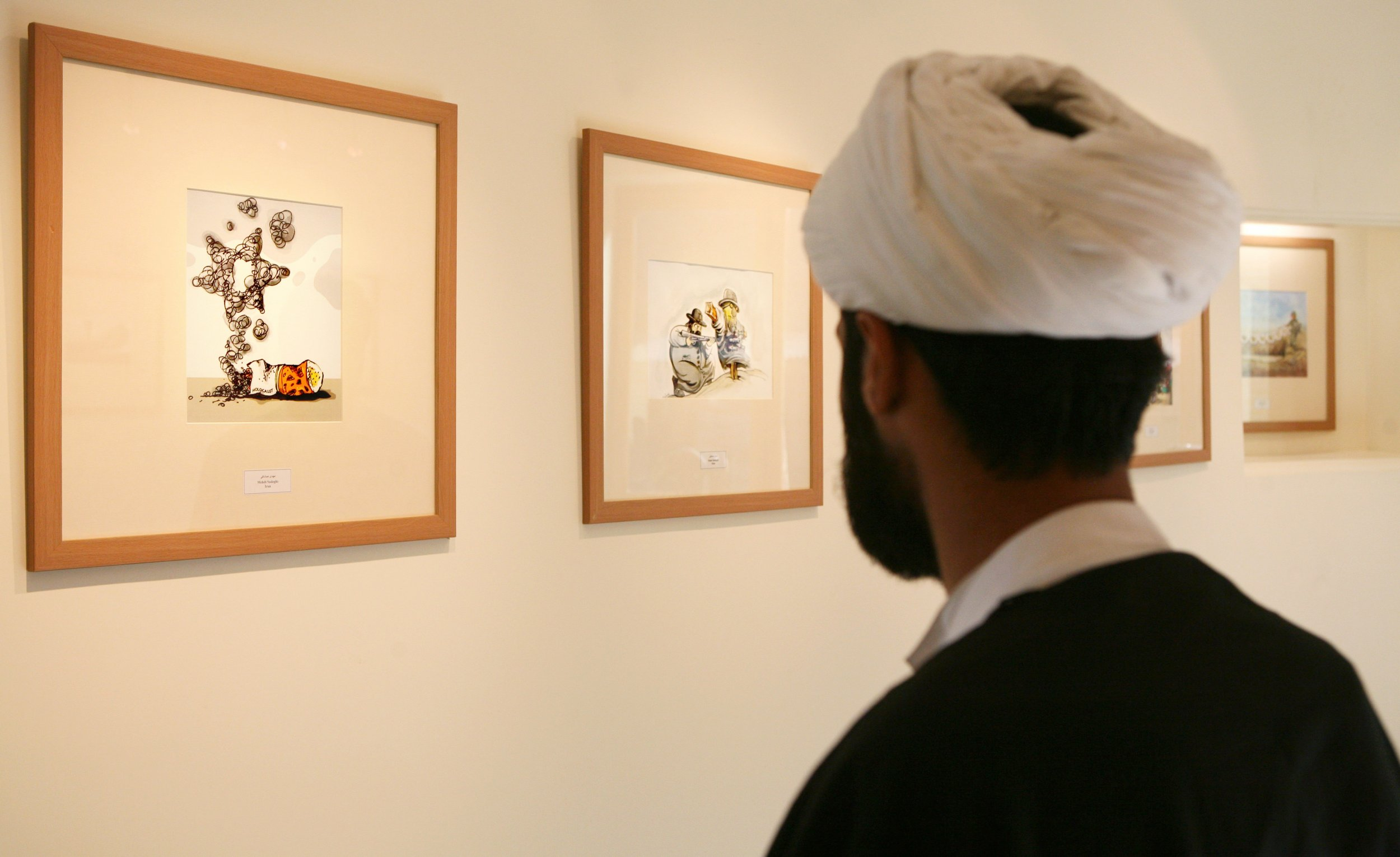 Iran's Holocaust International Cartoon Exhibition