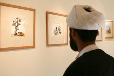 Iran's Holocaust International Cartoon Exhibition