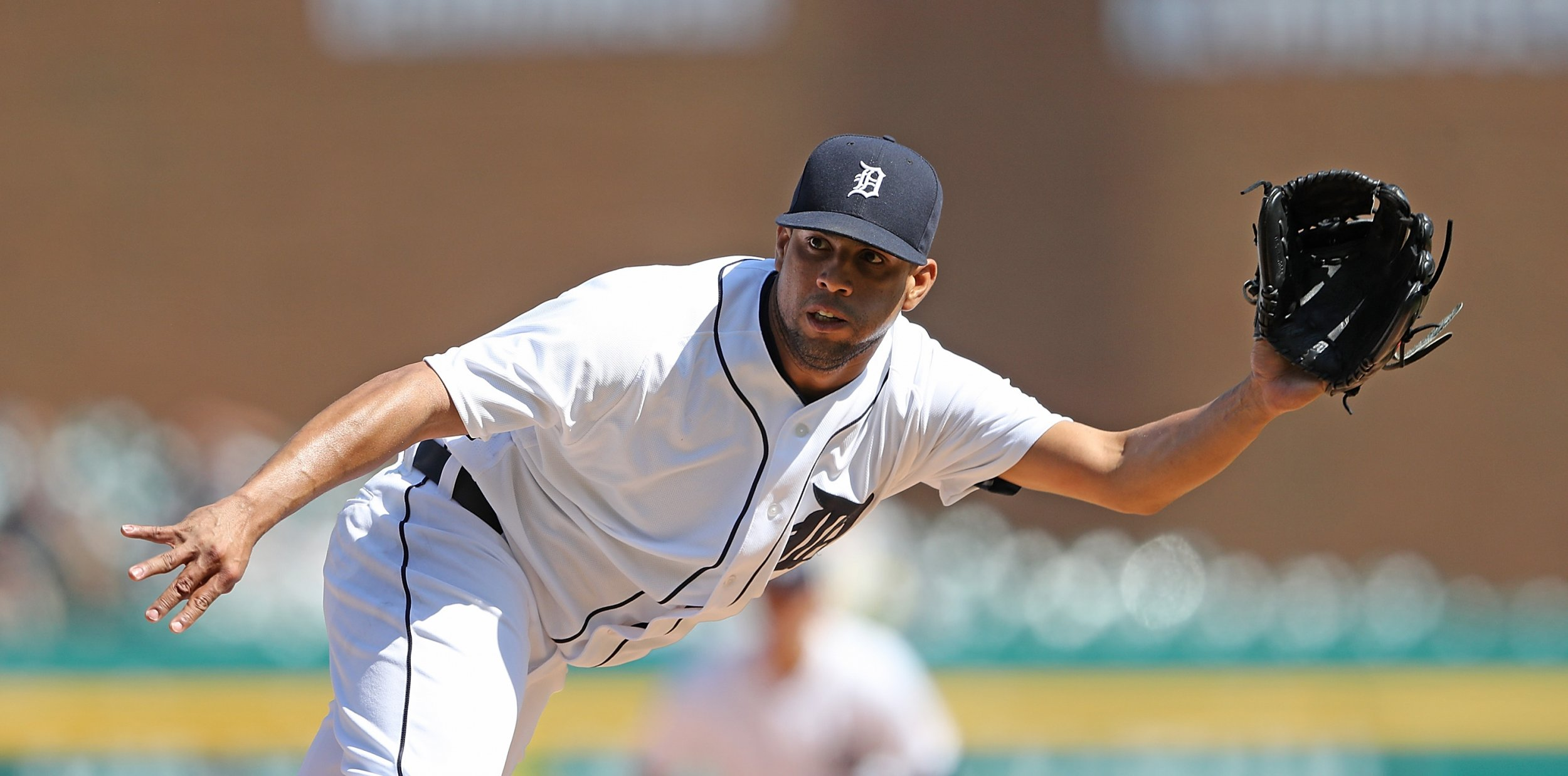 Baseball pitcher Francisco Rodriguez.