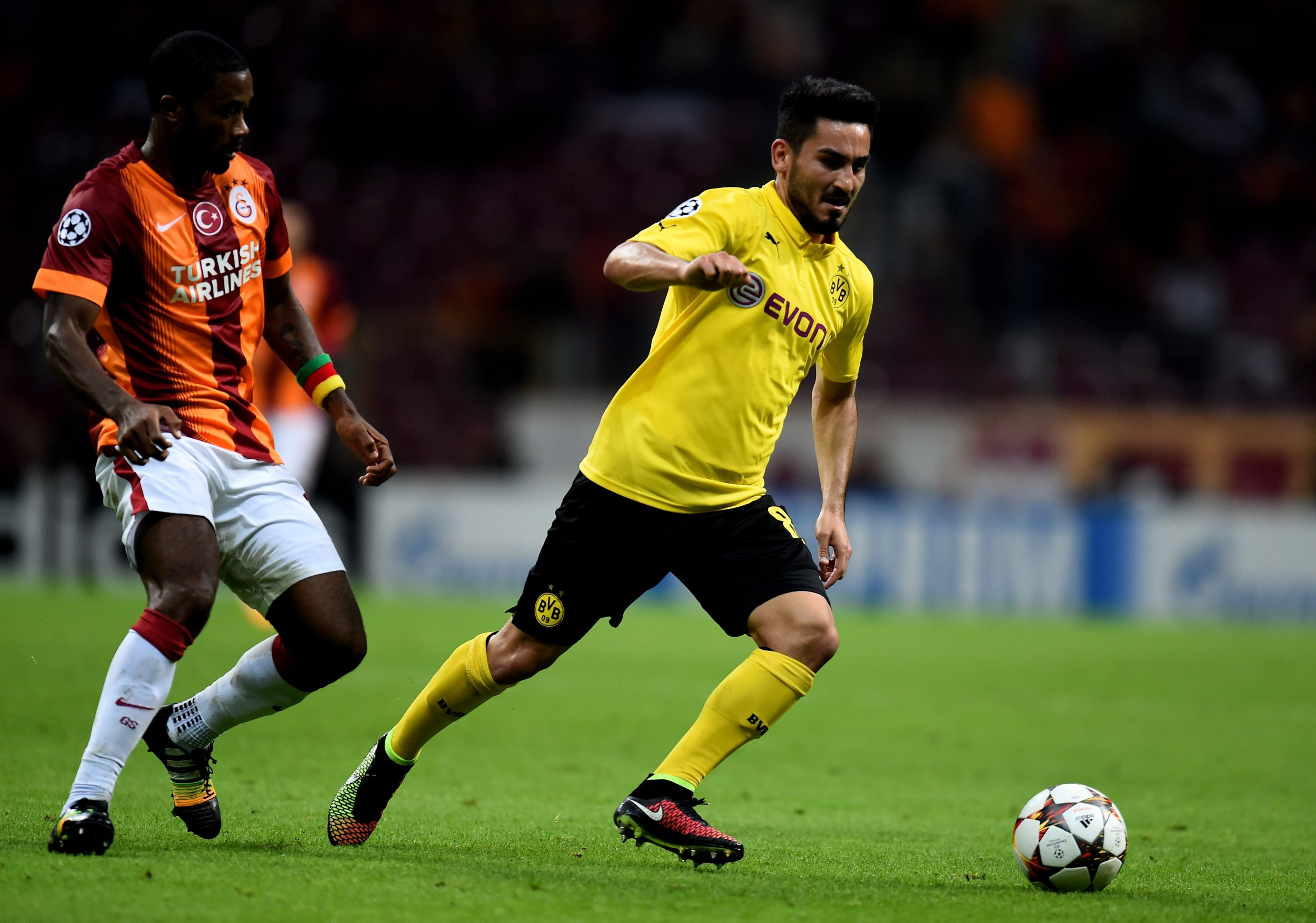 Transfer News Who Is New Manchester City Signing Ilkay Gundogan