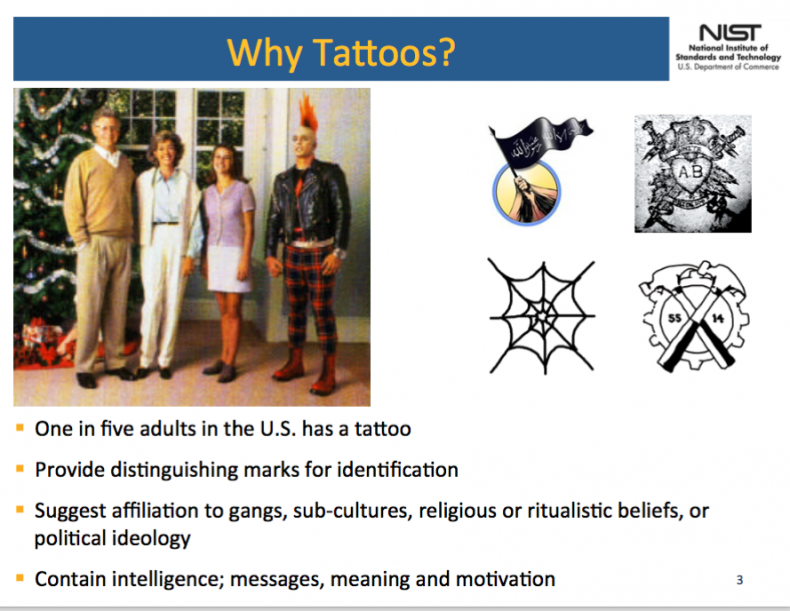 tattoo tracking privacy eff fbi NIST