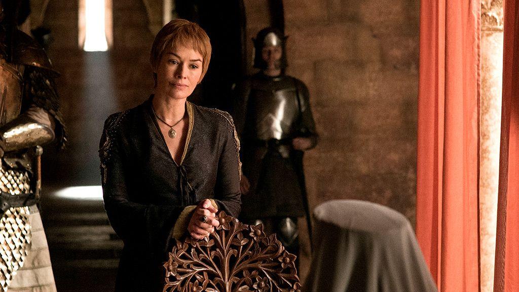 Cersei Lannister in Season 6, Episode 7