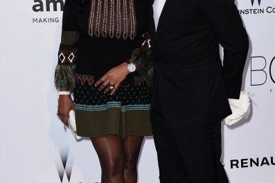 Isabel dos Santos and husband Sindika Dokolo.