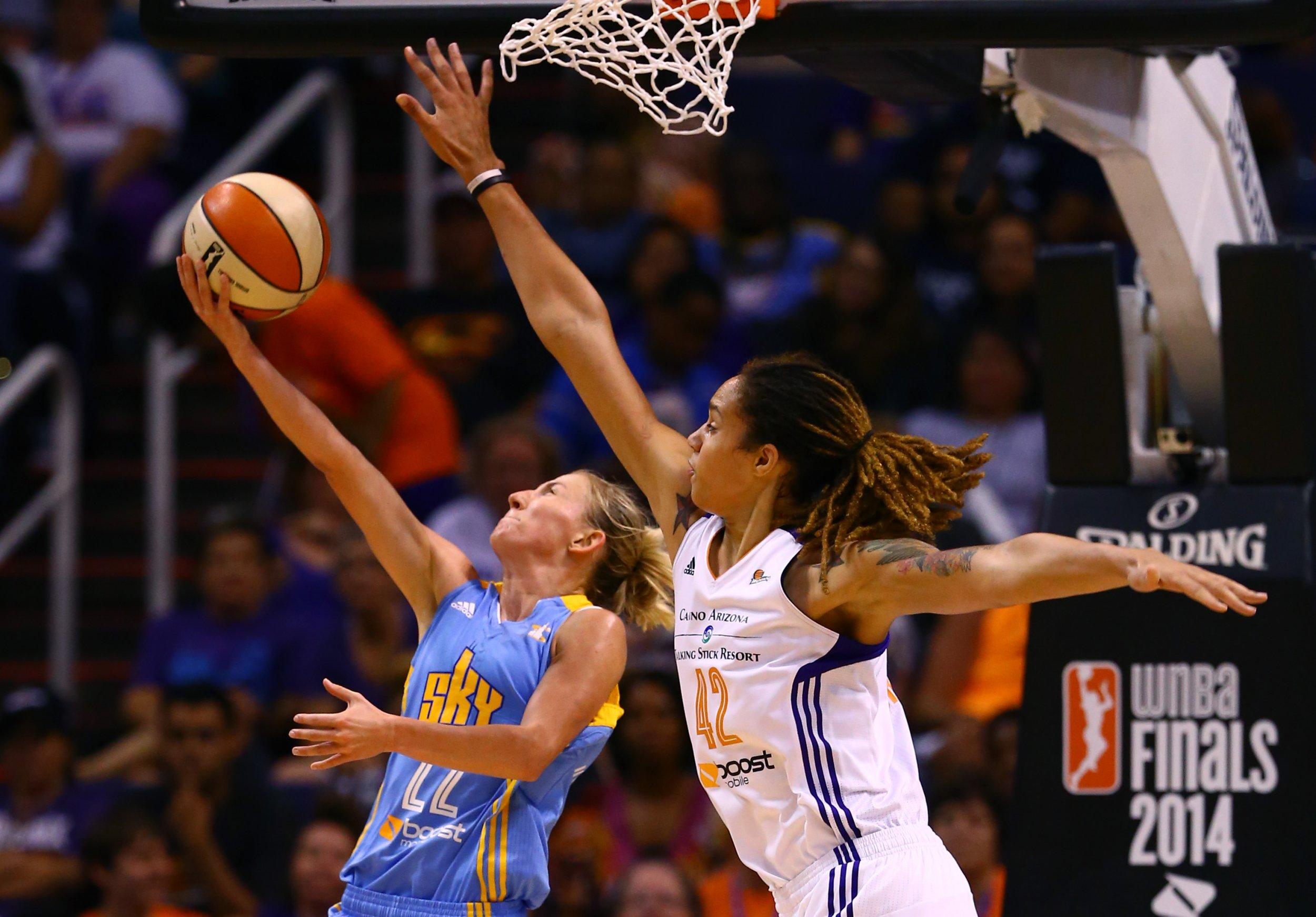 WNBA Closes the (Statistical) Numbers Gap