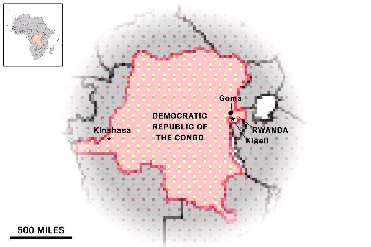 Congo Rwanda Troubled Neighborhood