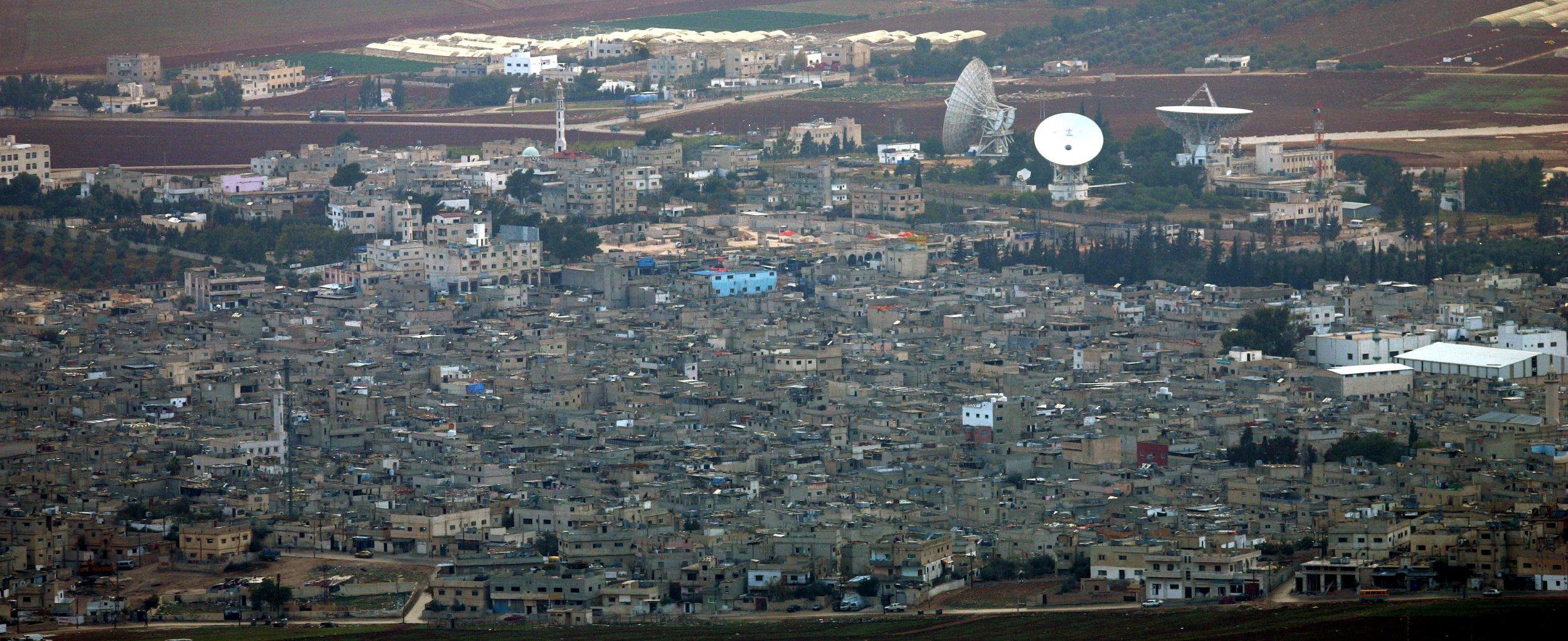 Jordan's Baqaa Refugee Camp