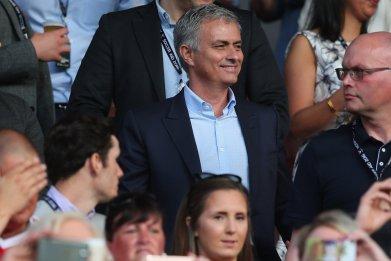 New Manchester United manager Jose Mourinho.