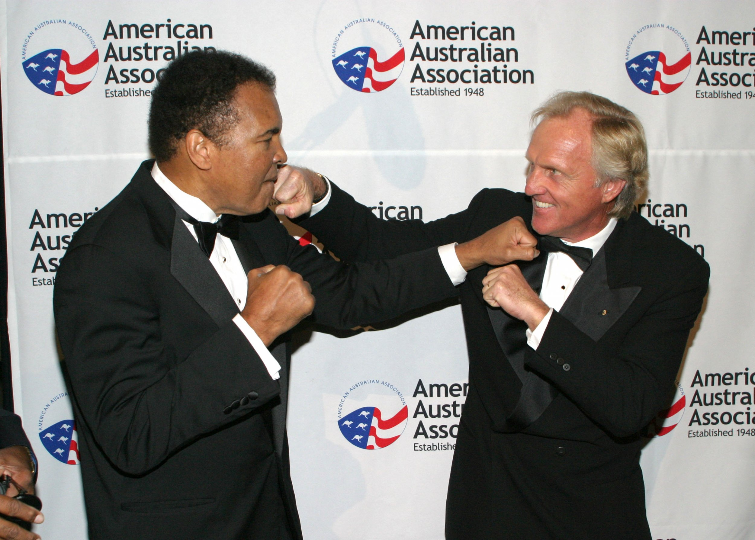 Ali and Norman
