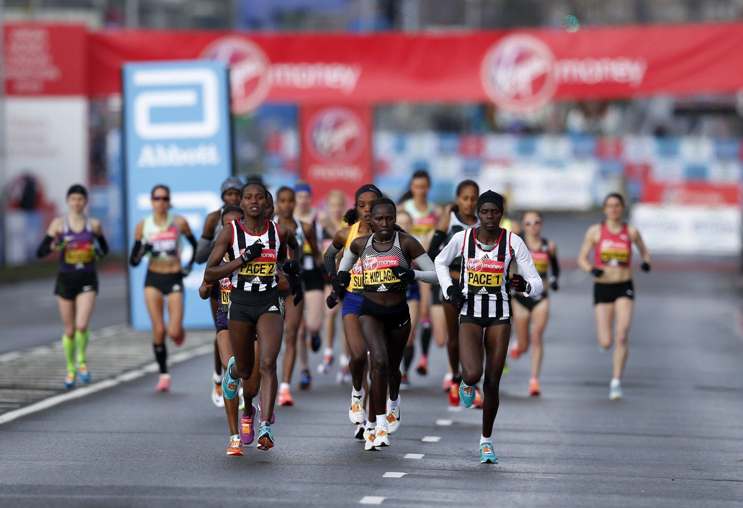 Sports Medicine Research Gap London Marathon
